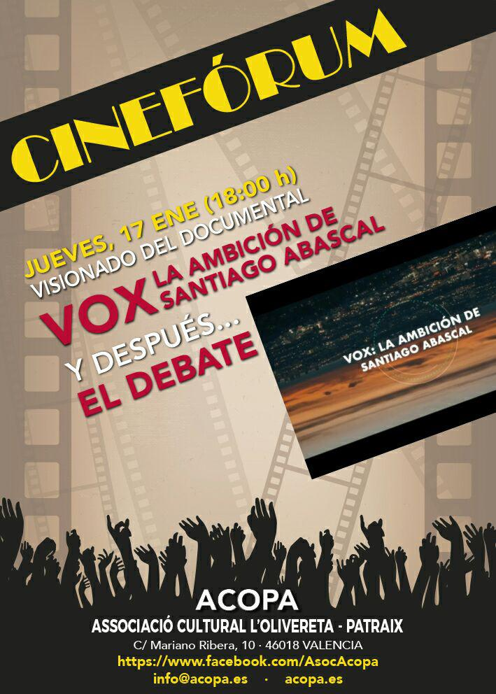 Cineforum VOX